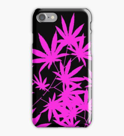 Pink Kush (The Harvest) iPhone Case/Skin