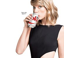 Taylor Swift for Diet Coke by queenswift