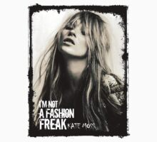 "Kate Moss ""I am Not A Fashion Freak!"" by changetheworld"