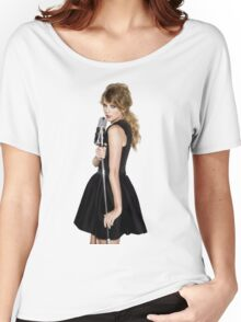 Taylor Swift Women's Relaxed Fit T-Shirt