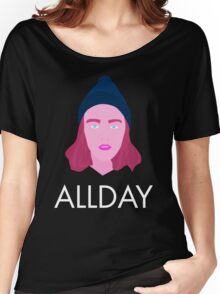 Allday Women's Relaxed Fit T-Shirt
