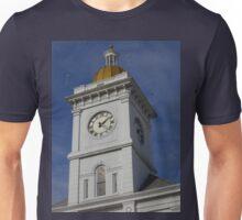 Courthouse Clock Unisex T-Shirt