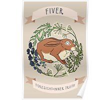 FIVER CARD VERSION Poster