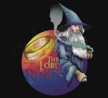 LotR - Gandalf and the Ring T-Shirt
