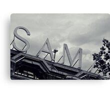sam Canvas Print