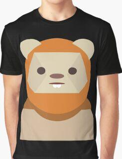 Ewok Appreciation Graphic T-Shirt