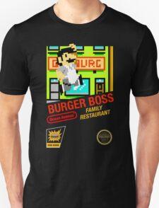 Burger Boss Unisex T-Shirt