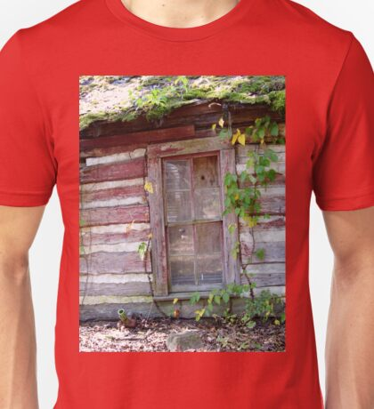 The Oldest House In Arkansas County Unisex T-Shirt