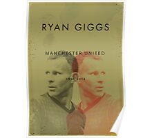 Ryan Giggs - Manchester United Poster