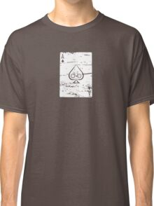 Fixie of Spades Classic T-Shirt