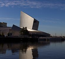 Imperial War Museum North by Karen Morecroft