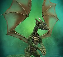 Dragonling by Emma Wright