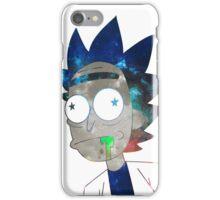 Space Rick iPhone Case/Skin