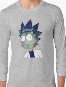 Space Rick Long Sleeve T-Shirt