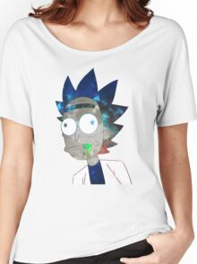 Space Rick Women's Relaxed Fit T-Shirt