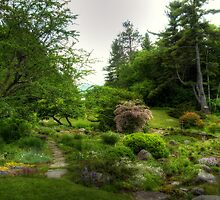 The Fells Garden by Monica M. Scanlan