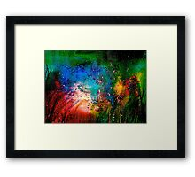 The Centre Of Your Soul Framed Print
