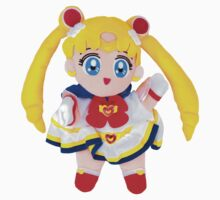Sailor Moon Cutie by LilithScream