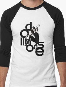 Dollhouse Men's Baseball ¾ T-Shirt