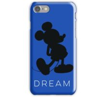 Dream- Dark Blue (phone fit) iPhone Case/Skin