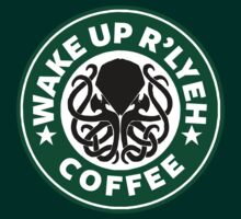 Wake Up R'lyeh Coffee by Buleste