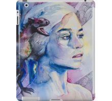 Daenerys Targaryen - game of thrones  iPad Case/Skin