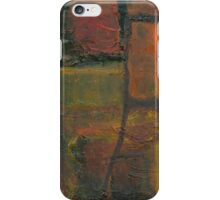 Untitled Abstract Painting iPhone Case/Skin