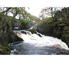 Ingleton Waterfalls Photographic Print