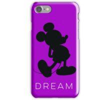Dream- Purple (phone fit) iPhone Case/Skin