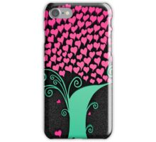Tree of Love iPhone Case/Skin