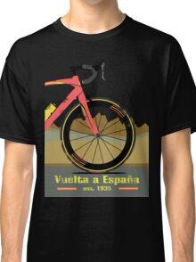 Vuelta a España Bike Classic T-Shirt