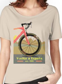 Vuelta a España Bike Women's Relaxed Fit T-Shirt