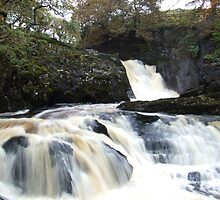 Ingleton Waterfalls by mps2000