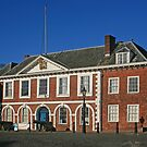 Custom House, Exeter Quay by RedHillDigital