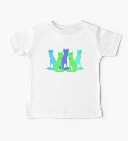 Cool Cats Baby Tee
