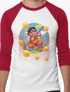 Son Steven? Stevoku? Or Gokuven? Men's Baseball ¾ T-Shirt