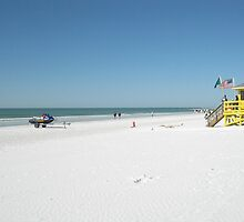 Siesta Key Beach by sunsetrainbow