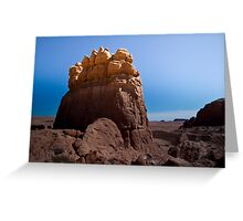 Hoodoo - Goblin Valley Greeting Card