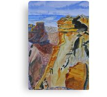 Independence Rock Canvas Print