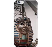 King Tut Swing at a Carnival iPhone Case/Skin