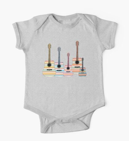 Indie Guitars Kids Clothes