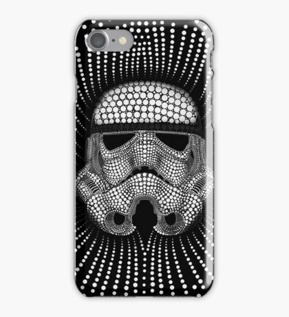 Circle Trooper iPhone Case/Skin
