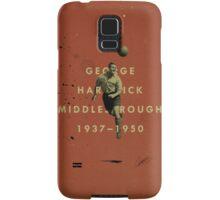 George Hardwick - Boro Samsung Galaxy Case/Skin