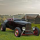 1929 Model A HIgh-Boy Roadster by DaveKoontz