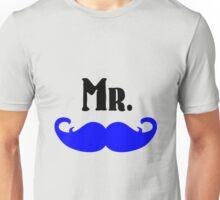Mr. Mustache Unisex T-Shirt