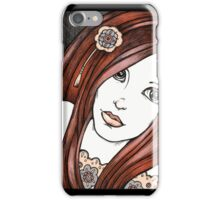 Cinnamon Girl iPhone Case/Skin