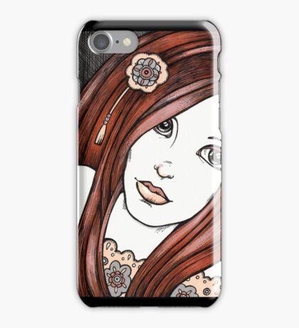 Cinnamon Girl iPhone Case/Skin
