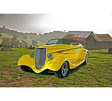 1933 Ford Roadster Photographic Print