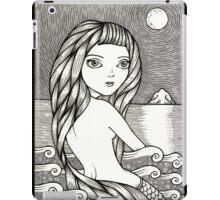 Meet Me on the Silver Tide iPad Case/Skin