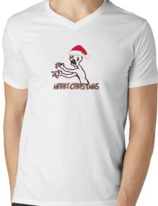 Grr, Argh Christmas Mens V-Neck T-Shirt